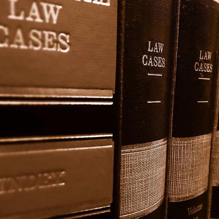 some law clauses.